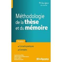 Méthode sur les différentes étapes du travail universitaire, les exigences d'un mémoire ou d'une thèse, le choix du sujet, la construction des hypothèses, etc.  Cote: 8-156 BOU