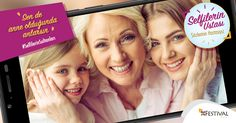 Selfielerin Ustası Sözlerinin Hastasıyız diyorsanız anneniz ile çektiğiniz selfienize en çok duyduğunuz Anne Sözünü ekleyerek gönderin, 3 şanslı kişiden biri olun. #SelfielerinSultanları