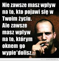 Demotywatory.pl Cute Animal Memes, Cool Lyrics, Smile Everyday, Dark Memes, Hilarious, Funny, Cool Words, Quotations, Nostalgia