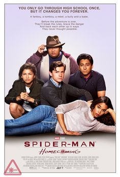 fantastic-spider-man-homecoming-alternate-posters-pay-homage-to-the-breakfast-club-ferris-bueller-and-taxi-driver