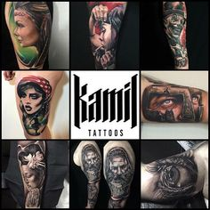 cool Top 100 face tattoo | We're happy to announce that Daniel Nowak @nowaktattoo will be guest spotting at Kamil Tattoos in February!  Contact us on mocet666@gmail.com or email him directly on nowaktattoo@yahoo.co.uk Check more at http://4develop.com.ua/top-100-face-tattoo/