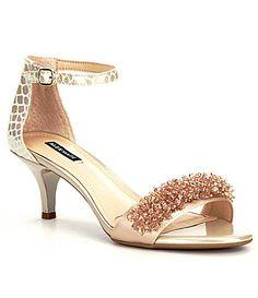 77fa7b80ee5 Alex Marie Miah Dress Pumps  Dillards Prom Shoes