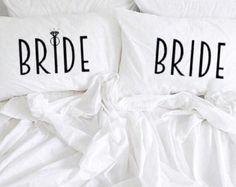 Lesbische Paare Lesben Hochzeitsgeschenk Lesben Kissenbezuge Frau