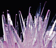 Isabel Lopez Valero Cristalizaciones Crystallisations @ Cristalizaciones