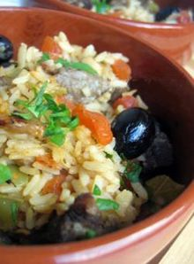 Monastery GyuvetchMonastery gyuvetch Ingredients  This dish used to be prepared at the Rila Monastery kitchen. Rila Monastery is one of t...