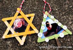 popscicle stick ornaments