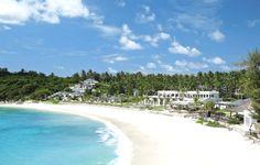 The Racha located along Batok Beach offers luxurious villas with breathtaking sea views. The Racha Ko Racha Yai Thailand R:Phuket Province hotel Hotels Thailand Resorts, Phuket Hotels, Thailand Travel, Hotels And Resorts, Best Hotels, Holiday Places, Holiday Destinations, Luxury Beach Resorts, Luxury Hotels