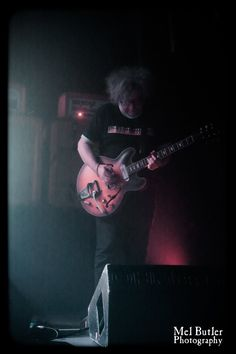 William Reid. The Jesus And Mary Chain. Damage & Joy tour. Newcastle Riverside 23.03.17