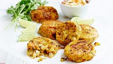 Sweet potato and courgette fish cakes recipe | GoodtoKnow