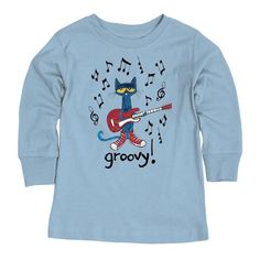 Pete The Cat© Groovy