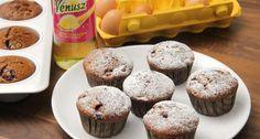 Málnás joghurtos muffin recept: Ezt a málnás, joghurtos muffint akár kezdő háziasszonyok, hobbiszakácsok is bátran elkészíthetik! Gyors, és egyszerű az elkészítése, és ha követed a receptet, a siker garantált. Szerezd be gyorsan a hozzávalókat, és irány a konyha, hogy elkészítsd ezt a málnás, joghurtos muffin receptet! Muffins, Goodies, Sweets, Breakfast, Food, Sweet Like Candy, Morning Coffee, Muffin, Gummi Candy