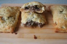 #42  Pork and Apple Hand Pies