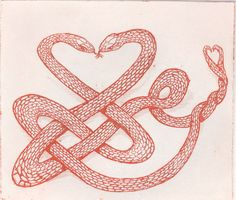 Google Image Result for http://www.deviantart.com/download/163890302/Celtic_love_snakes_by_Snake_Artist.jpg