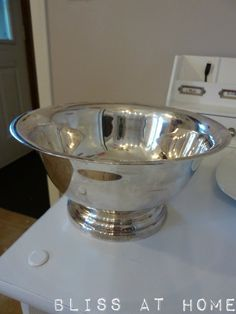How to polish silver with baking soda