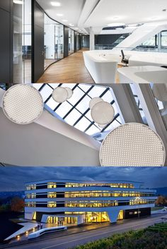 Can lights be turned on without flicking a switch? Nimbus shows how this can be done in a very smart way in the new building for the Neckar-Fils regional group of Südwestmetall in Esslingen, southern Germany. Throughout the building, lights are activated independently – and only when they are needed. Can Lights, New Opportunities, Smart Home, Regional, Southern, Germany, Group, Future, Building