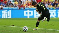 Gol David Villa