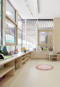School Design   Educational Spaces   Neufeld an der Leitha Kindergarten / Solid Architecture