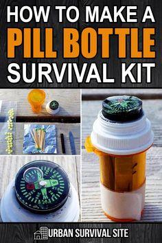 Emergency Preparedness Food Storage, Emergency Supplies, Survival Prepping, Survival Skills, Prescription Bottles, Pill Bottles, Survival Books, Survival Stuff, Home Remedy For Cough