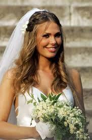 Bouquet Sposa Ilary Blasi.Ilary Blasi Spose Sposa