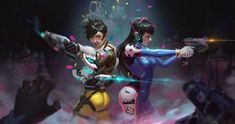 #Blizzard #Overwatch #FPS - Andraxus Lai - Google+