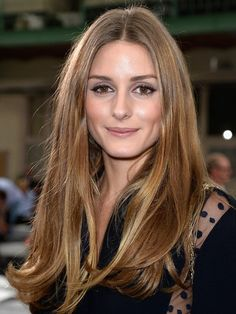 Olivia Palermo Hairstyles 2014: Straight Long Hair Cuts