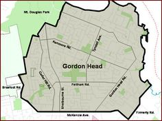 Gordon Head.