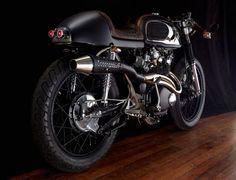 Honda CB450 Cafe Racer Tentacle Paradox