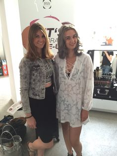 #Fashionweek #Berlin #Backstagemakeup #Beauty #Hairstyle #Makeup #Haschmag_Lounge #Smile #Summer #Letscelebratemakeup