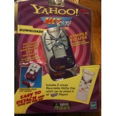 Yahoo Hit Clips (Electronics)  http://www.picter.org/?p=B000YPG6E0