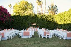 Parker Palm Springs Wedding Photographer: Frenzel Photography Florist: JL Designs