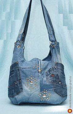 джинсовая сумка - Поиск в Google