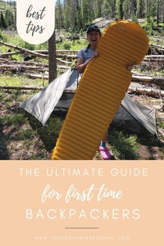 Packing for your first backpacking trip? It can be daunting if you've never done it before! This post will give you the information you need to feel confident about going out on your first overnight hike with friends or by yourself. We'll go over what gear you should bring and how to pack efficiently so that nothing gets left behind; we'll also share some safety tips as well as advice on where to find great hiking trails near home. Backpacking Tips, First Aid Kit, Safety Tips, Hiking Trails, Lunges, Jogging, First Time, Confident, Need To Know