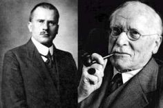 Carl Jung as a Young and Old Man