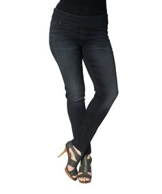 Extended Size Jean Legging   SILVER JEANS CO