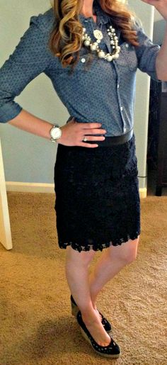 Perfect work look from Katie's Closet!