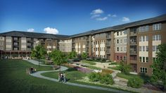 HIGHLAND SPRINGS OPENS NEW INDEPENDENT LIVING RESIDENCES