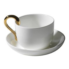 Mine, cup & saucer I Cup, Stockholm, Leeds, New Jersey, Cup And Saucer, Industrial Design, Tea Cups, Sweet Home, House Design