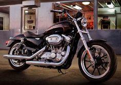 Harley Davidson SuperLow 2011