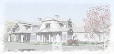 In design, as in life, the difference between good and great is the attention to detail. Craftsman Style Homes, Gambrel, Architecture Old, House Plans, How To Plan, Mansions, House Styles, Life, Architectural Presentation