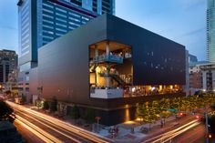 Block 21 | W Austin Hotel & Residences, Austin, TX - Andersson-Wise Architects