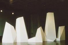 Sol Lewitt - Complex Form No.8 - 1988