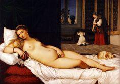 Titian - Venus of Urbino - 1538