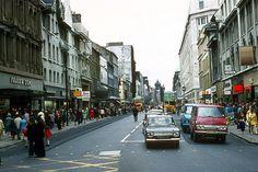 Argyle Street - May 1973 by Gordon Waddell, via Flickr