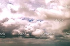 Cloudscape in Soft Focus royalty-free stock photo Abstract Photos, Image Now, Royalty Free Stock Photos, Clouds, Sky, Nature, Photography, Outdoor, Heaven