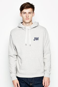 Bayford JW Popover Hoodie | Mens Hoodies | Jack Wills Clothing