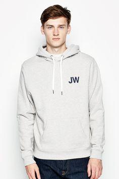 Bayford JW Popover Hoodie | Mens Hoodies | Jack Wills Clothing