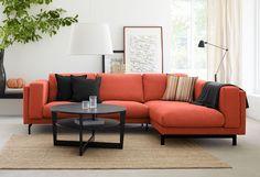 Un canapé au confort moelleux