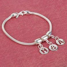 'Togetherness' Bracelet Jewellery Making, Other Accessories, Beading, Bracelets, Silver, Jewelry, Ideas, Beads, Jewlery
