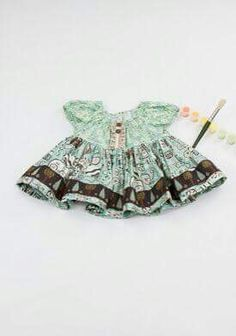 Platinum Going Green peasant #6 of 8 size 18mo NWT $55