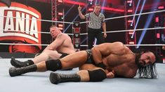 Drew McIntyre looks to complete his decades-long journey by conquering Brock Lesnar and becoming WWE Champion at WrestleMania. Live Cricket, Cricket News, Brock Lesnar Wwe, Wwe Pay Per View, Drew Mcintyre, Wwe Champions, Wwe News, Wwe Photos, Titanic